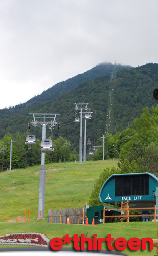 Whiteface gondola (click to enlarge)