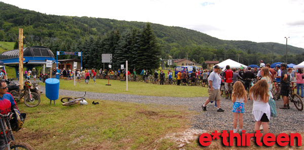 Fathers day event lift line (click to enlarge)