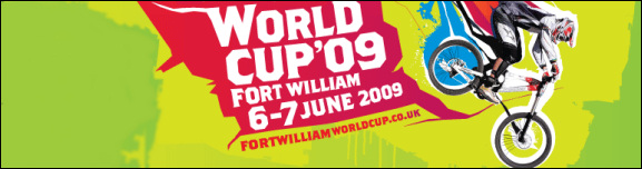 2009 UCI World Cup #4 - Ft. William, Scotland