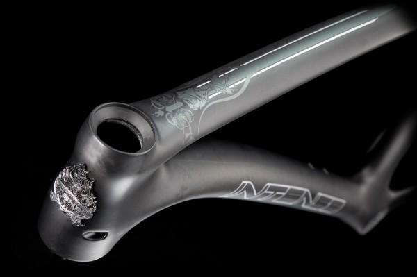 2012 Intense Cycles Hard Eddie 29er Carbon Fiber