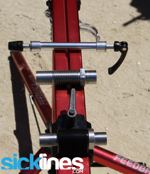 187 Feedback Sports Sprint Bicycle Repair Stand Sick Lines