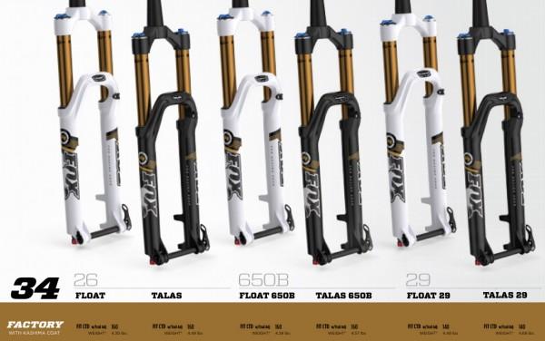 , 2013 FOX Racing Shox – CTD – Float & Talas 34, 32, 650b, 29er, 26?, DOSS Seat Post