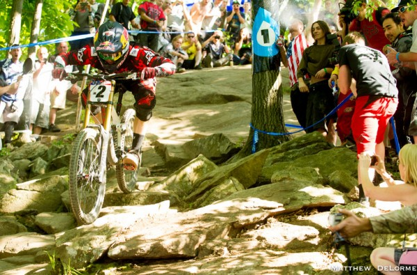 , Video: 2012 Mountain Creek Bike Park Spring Classic