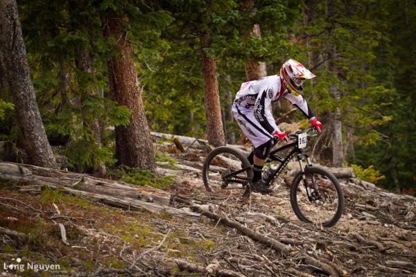 Curtis Keene 2012 Specialized Enduro Stage Race - Winter Park CO - Trestle