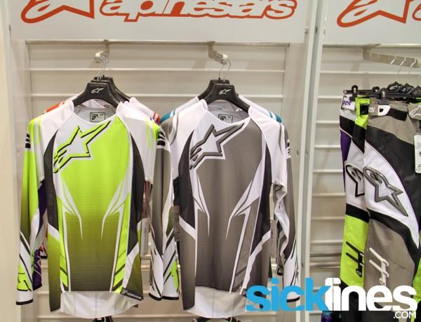 , 2013 Alpinestars Clothing – Gravity / Downhill