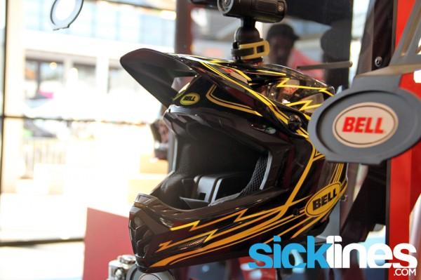 , 2013 BELL Sports Full 9 Full Face Helmet , Super, and Segment Helmet