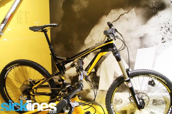 , 2013 Nukeproof Mega TR and AM – Eurobike 2012
