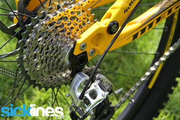 Nukeproof Mega TR (trail) Bike 2013