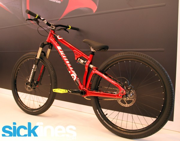 , Specialized P.Slope 2013