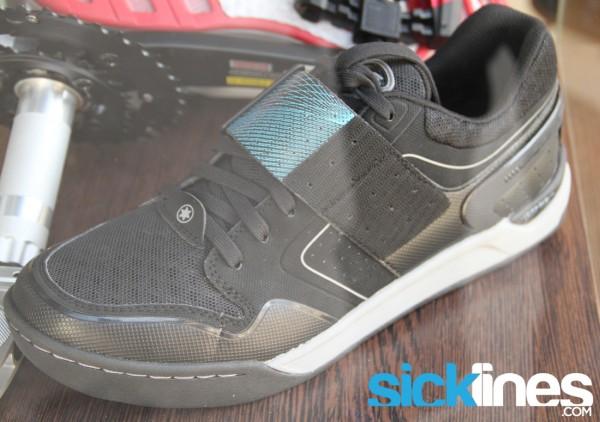 , 2013 Teva Pivot – Clipless Shoes and Red Teva Links Mid – Eurobike 2012