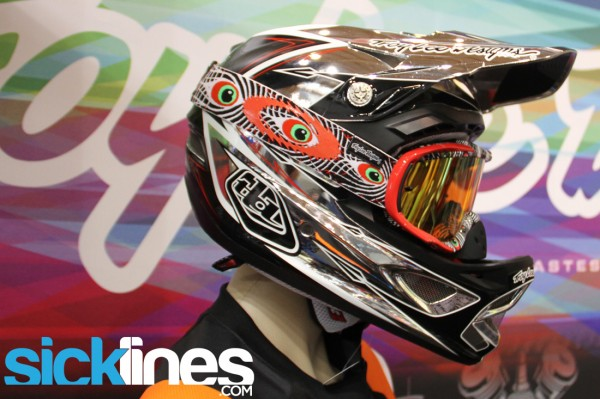 , 2013 Troy Lee Designs D3 (Team, Palmer, Peaty) and more – Eurobike