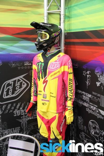 2013 Troy Lee Designs Sam Hill Kit