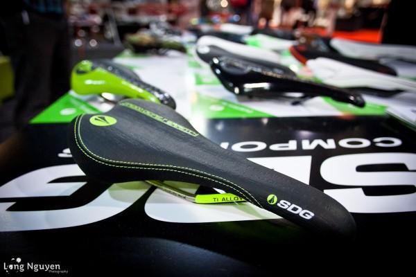 , 2013 SDG Components Saddles – I Fly – Bel Air – Shibuya Series – Circuit – I Beam