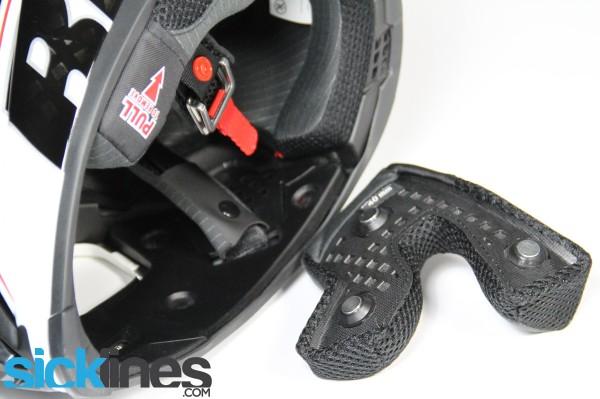 , 2013 Bell Full 9 Downhill Helmet