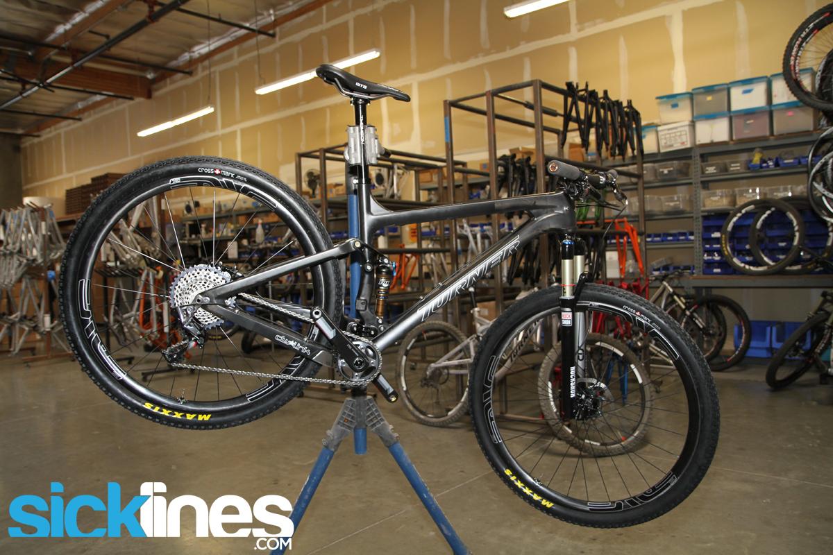 Turner Czar - Carbon Fiber 29er Endurance Bike 2013 / 2014 - Sick ...