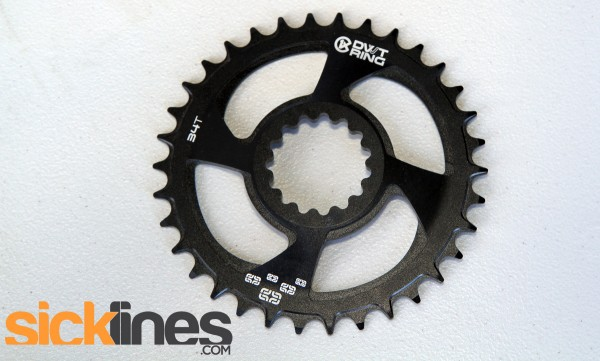 , e*thirteen's Guide Ring M for TRS Cranksets – Enduro Single Chainring