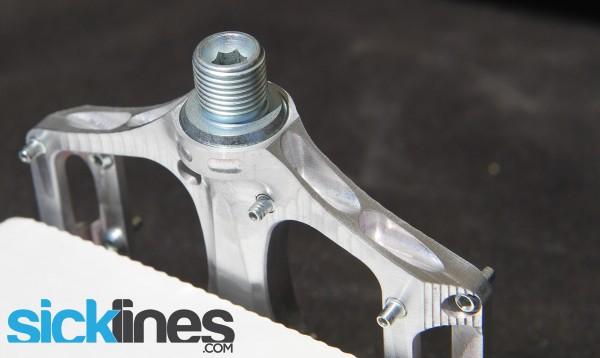 Point One Racing - Prototype Podium Pedal 2014