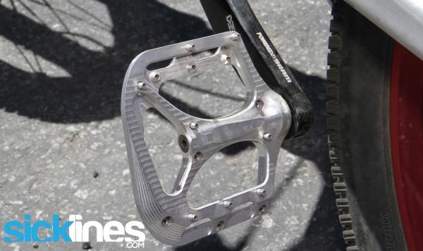 , 2014 Point One Racing Podium Pedal Prototype