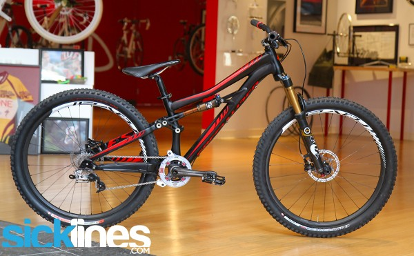 2014 Specialized Bikes SX FSR