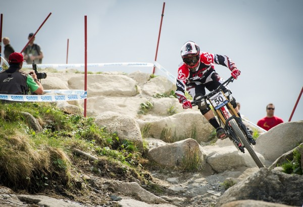 , UCI DH World Cup #1 : Ft William- Qualifying and Finals Results