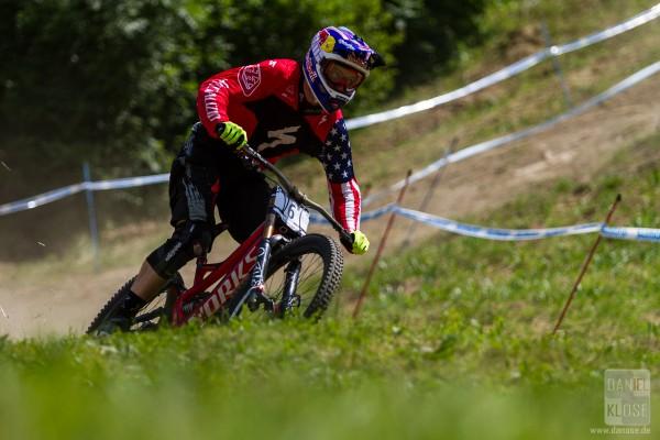 , 2013 UCI Mountain Bike World Championship (Pietermaritzburg) USA Roster