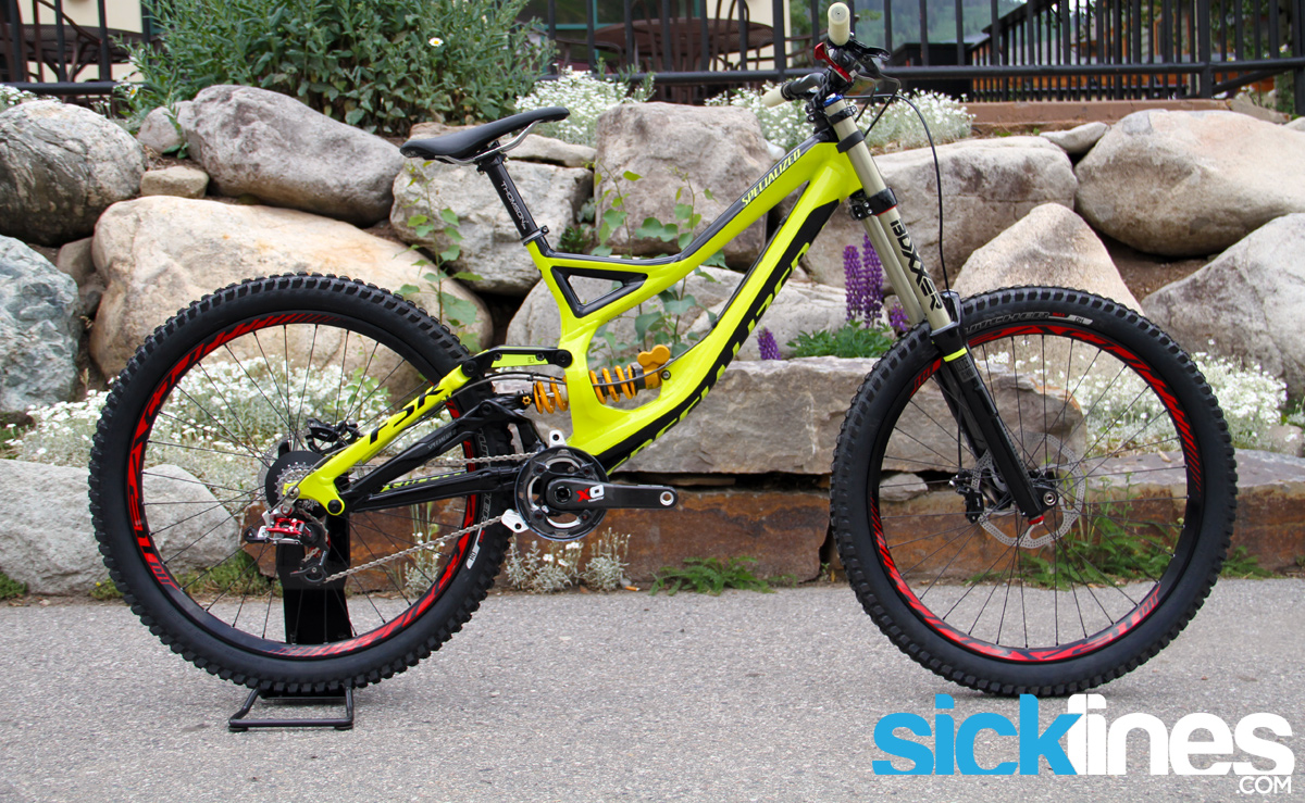 Ohlins bike