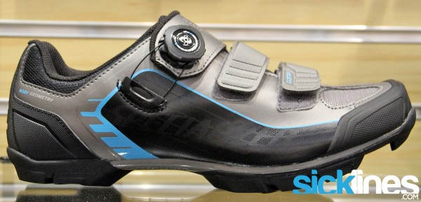 , 2014 Specialized Shoes: S-Works Trail , Comp , and Rime