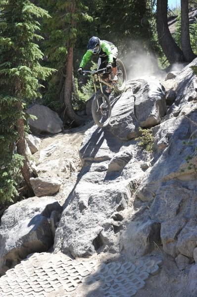 Mammoth Mountain CA - Chainsmoke