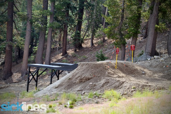 Mammoth Mountain CA - Speed and Style Drop