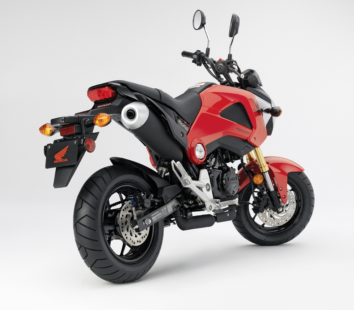 » News and Media Pictures » News-media pictures » 2014 Honda Grom ...