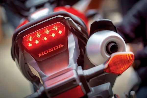 2014 Honda Grom Tail Lamp