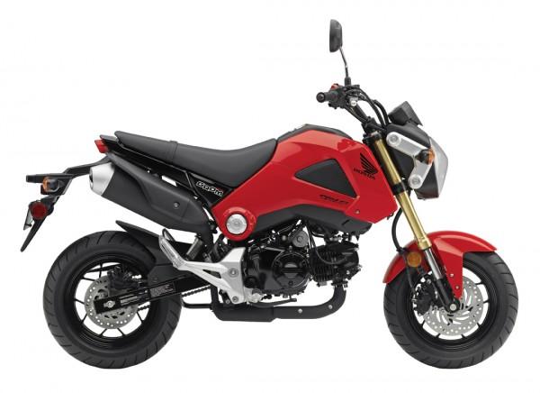 2014 Honda Grom