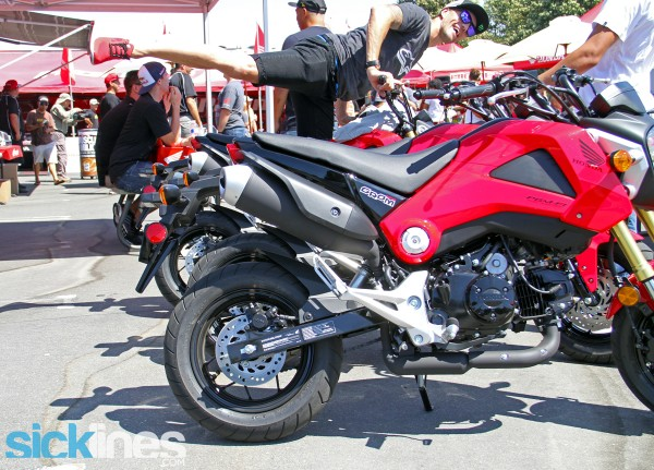 Honda Grom 2013 Bestwick