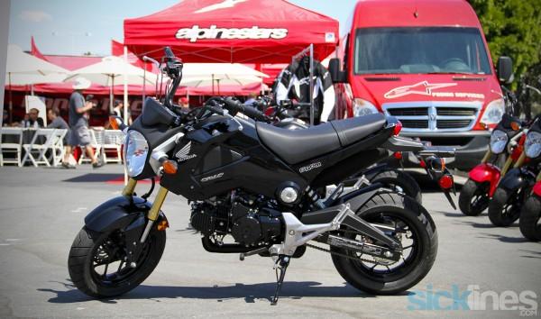 Honda Grom 2013 MSX 125 - Black