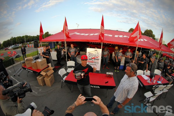 , 2014 Honda Grom (MSX 125) – Grom Prix Held at Honda HQ