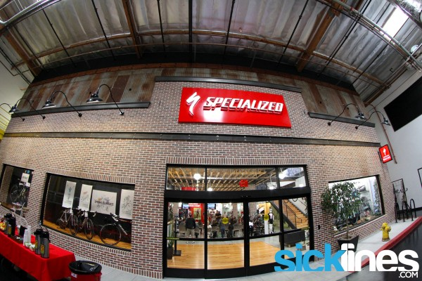 Core Store - Specialized Headquarters - Morgan Hill CA