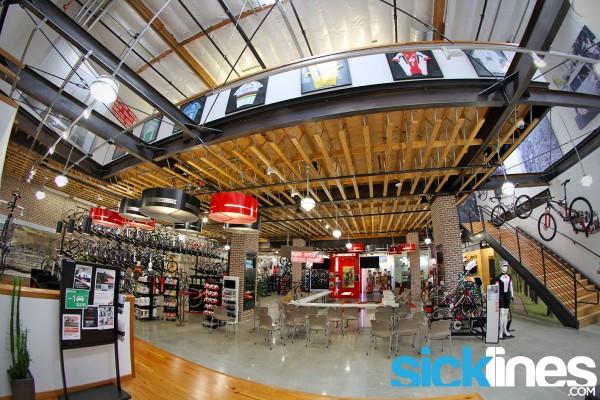 Core Store - Specialized Headquarters - Morgan Hill CA