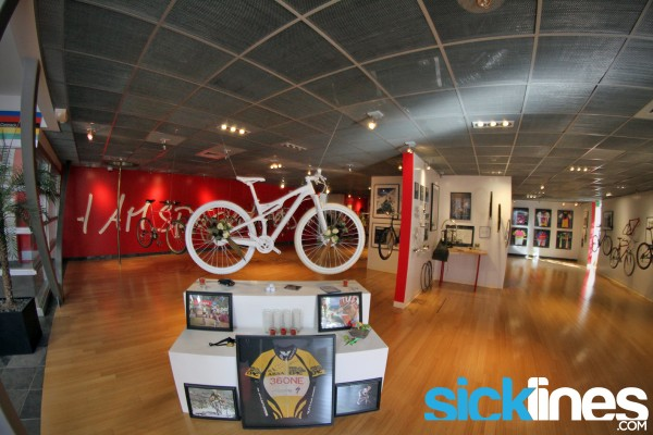 Burry Tribute Specialized Headquarters - Morgan Hill CA