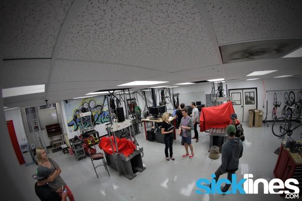 Test Lab Specialized Headquarters - Morgan Hill CA