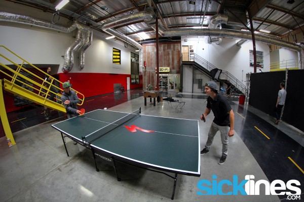 Mitch Ropelato and Troy Brosnan - Ping Pong
