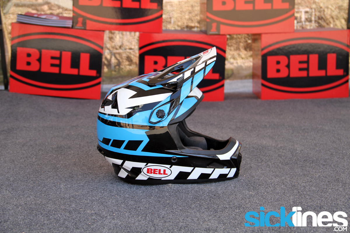 6cacdc60582 Bell Transfer 9 - Full Face Downhill Helmet 2014 - Sick Lines Gallery