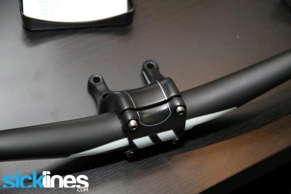 ENVE 2014 - Carbon Direct Mount Stem 50mm and 60mm