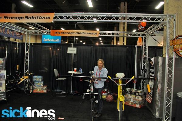 Garage Gator - Motorized storage to lift bikes up