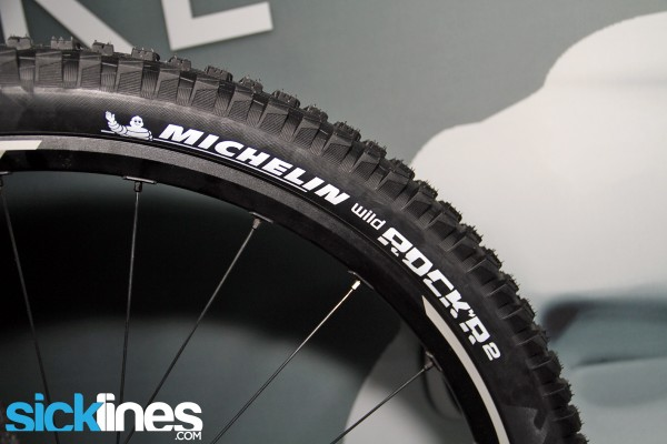, 2014 Michelin Enduro Tires, Hope Pro 2 Evo updates to 40 points of engagement, Troy Lee Designs D3 / A1 / Clothing