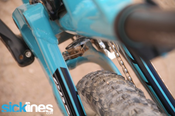 , 2014 Yeti Cycles 575 & SB75, X Fusion Revel Inverted Fork, Thomson Internal / Stealth Seatpost