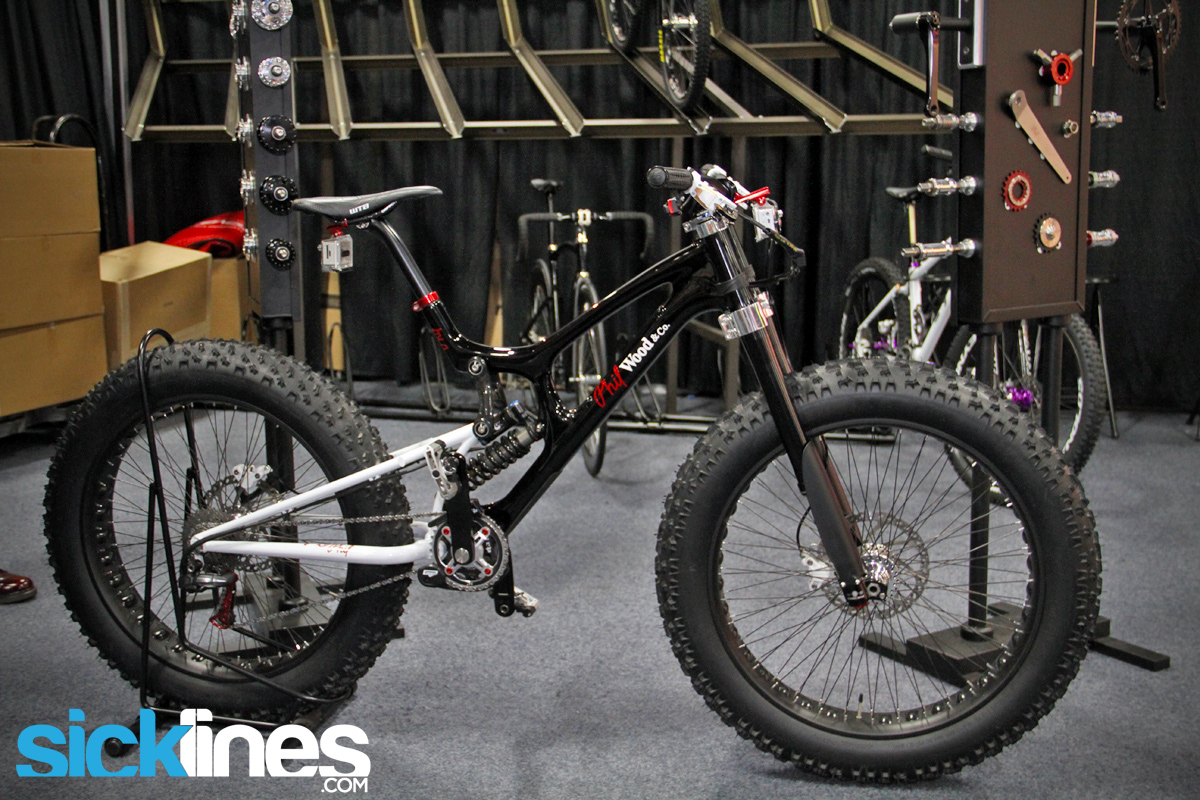 Phil Wood Dh Fatbike Sick Lines Gallery