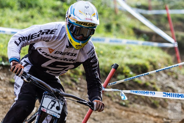 Loic Bruni Leogang UCI World Cup #6 Finals 2013