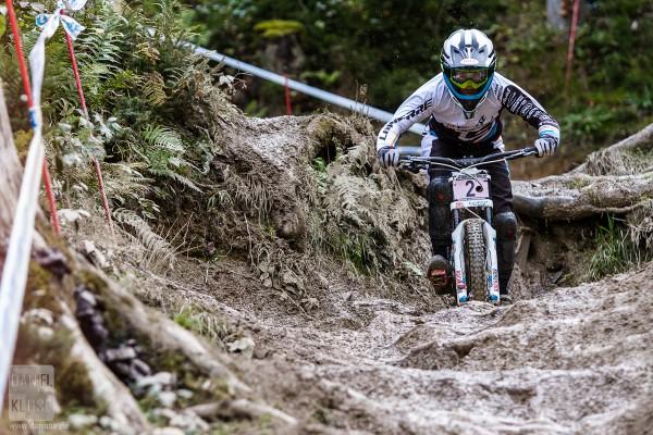 Emmeline Ragot Leogang UCI World Cup #6 Finals 2013