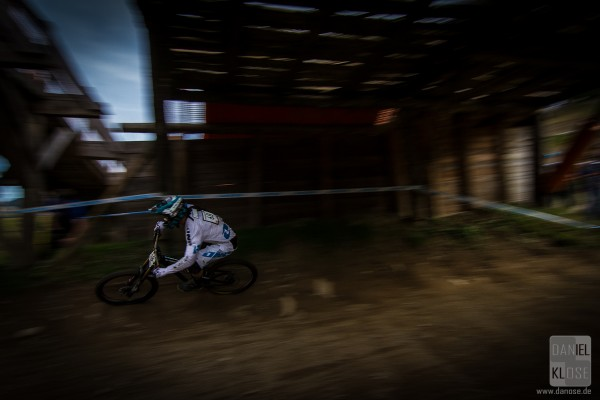 Richie Rude Jr Leogang UCI World Cup #6 Finals 2013