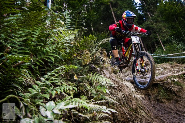 Steve Smith Leogang UCI World Cup #6 2013